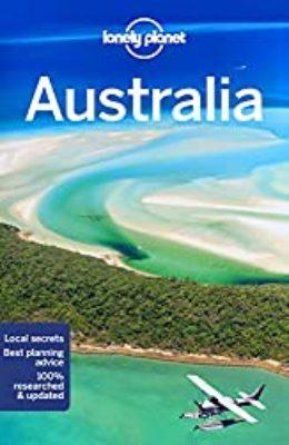 Loneley Planet Australia - Travel Guidebook