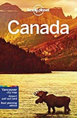 Loneley Planet Canada - Travel Guidebook