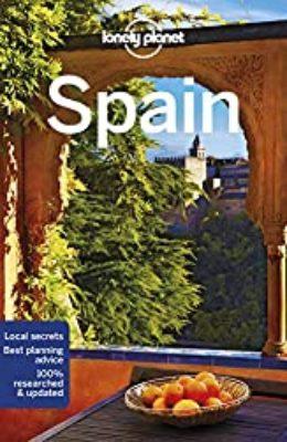 Loneley Planet Spain - Travel Guidebook